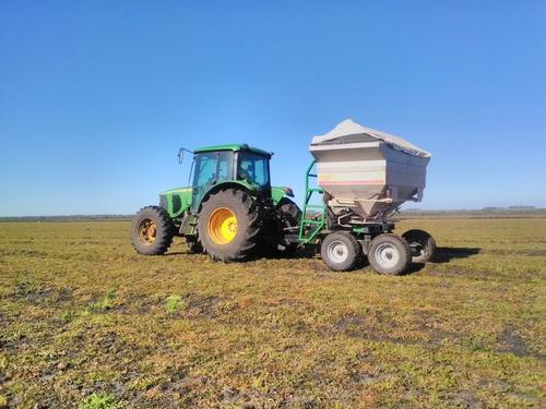 Imagen 1 de 8 de Fertilizadora Donder 2350 Y 3000 Lts En Acero Inoxidable