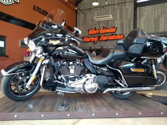 Harley-davidson Ultra Limited 107 Preta 2017/2017