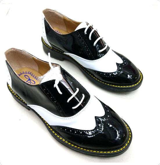 Zapato Pachuco, Bostoneano, Oxford