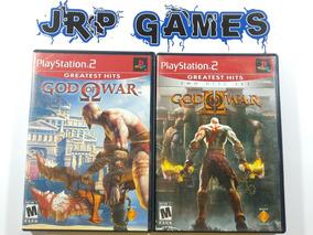 God Of War 1 & 2 Original Americano Ps2