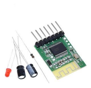 Modulo Receptor Audio Bluetooth 4.0 Stereo Con Pre Ampl
