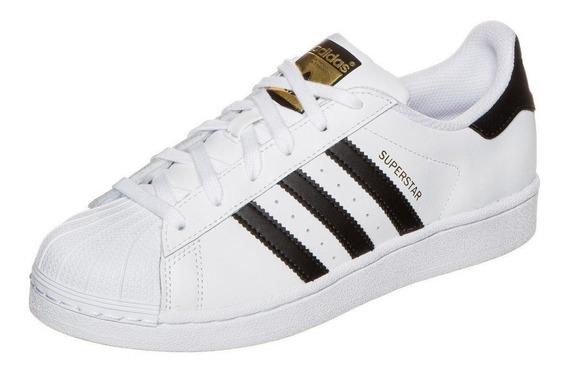 Zapatillas adidas Superstar Blancas Hombre Y Mujer