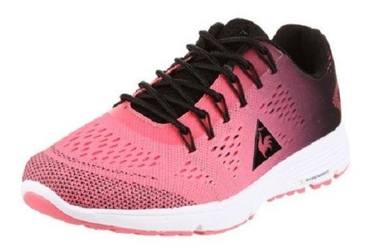 Zapatillas Mujer Le Coq Sportif Seine W Coral/negro -
