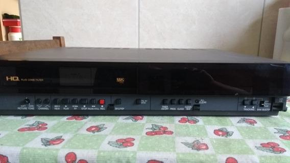 Vídeo Cassete Sharp -vc 1062 B- Funcionando 100%
