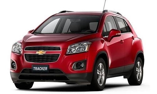 Chevrolet Tracker  2014 Enganche Extraible Original!!!