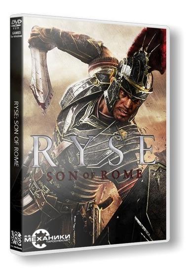 Ryse Son Of Rome Legendary Edition - Pc Dvd - Frete 8 Reais