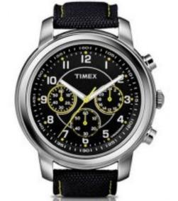 Relógio Timex Cronógrafo Ti2n163p Original - Frete Grátis