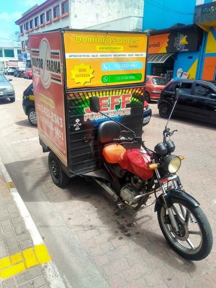 Honda Triciclo Cg 150 Esd