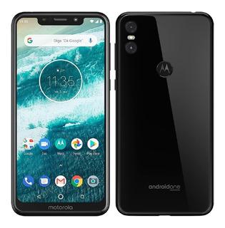 Celular Smartphone Moto One Dualsim 64gb 4gb Ram Pronta Entr