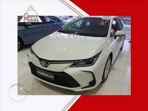 Imagem 1 de 7 de Toyota Corolla 2.0 Vvt-ie Flex Gli Direct Shift