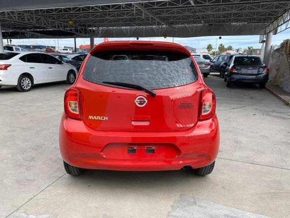 Nissan March 5p Sense L4/1.6 Man