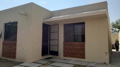Casa De 1 Nivel En Tetelcingo