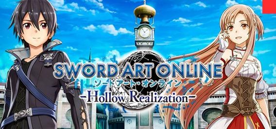 Sword Art Online Hollow Realization [pt-br] - Pc Versão Off