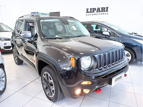 Jeep Renegade Trailhawk 2.0td Diesel 170hp 4x4 Con 77.000kms