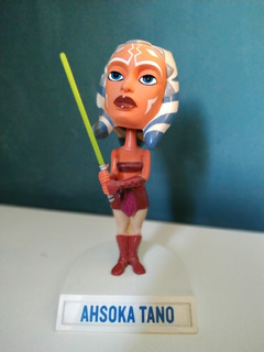 Ahsoka Tano - Star Wars - Wacky Wobbler Bobble Head - Funko