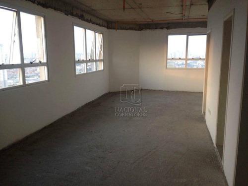 Sala À Venda, 60 M² Por R$ 402.000,00 - Jardim Santo André - Santo André/sp - Sa0159