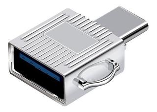 Bakeey Metal Tipo C A Usb 3.0 Otg Adaptador Convertidor Para