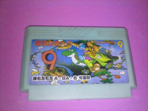 Raro S. Mario Bros 9 Hack Nes 8 Bits Nintendinho 60 Pinos