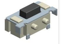 Botão Tact Switch De 3,5 X 7 X 3.5 Mm Pct 10 Un