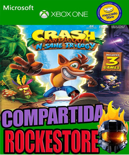 Crash Bandicoot N. Sane Trilogy Online/offline Xbox One
