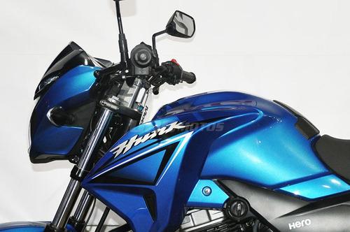 Hero Hunk 200 R 2020 0km Lanzamiento 200cc I3s