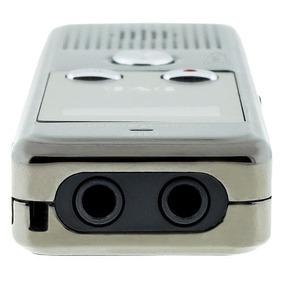 Gravador De Voz Com Fone Ouvido Digital Audio Profissional