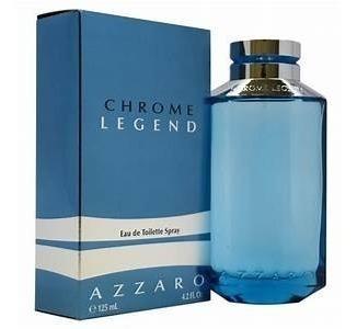 Perfume Chrome Legend 125 Ml Original.