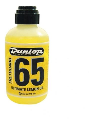 Óleo De Limão Para Escala Dunlop 65 Ultimate Lemon Oil