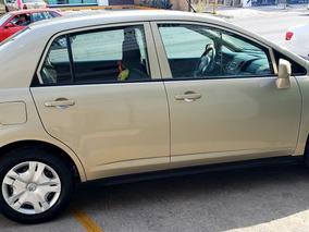 --- Nissan Tiida 2016 Sense Unica Dueña M/agencia 69 Km ---