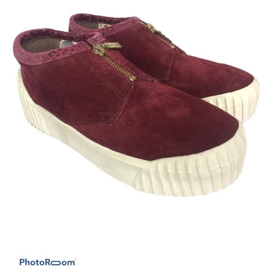 Zapatos Zapatillas Viamo Con Cierre Oferta Natural