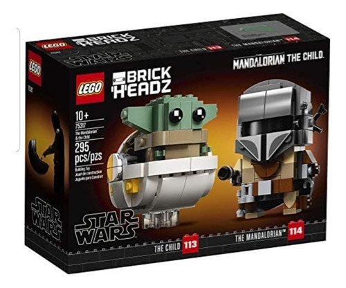 Lego 75317: The Mandalorian & The Child