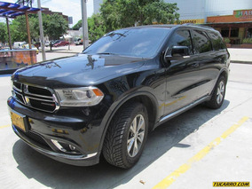 Dodge Durango Limited At 3600cc
