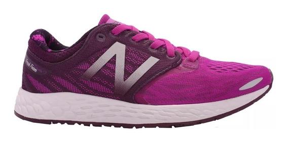 New Balance Zapatilla Running Mujer Wzantpn3 Fucsia