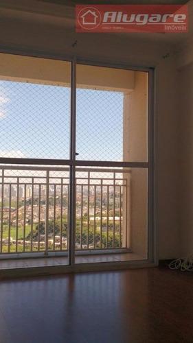 Apartamento À Venda, 49 M² Por R$ 260.000,00 - Ponte Grande - Guarulhos/sp - Ap1406