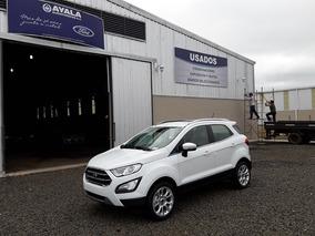 Ford Ecosport Titanium 2.0l A.t, No Duster, Tracker, Facus