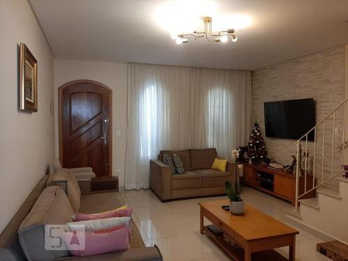 Casa À Venda - Jardim Brasil, 3 Quartos,  120 - S893133610