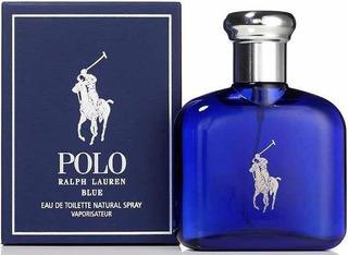 Perfume Polo Blue De Ralph Lauren 125ml Edt Nuevo