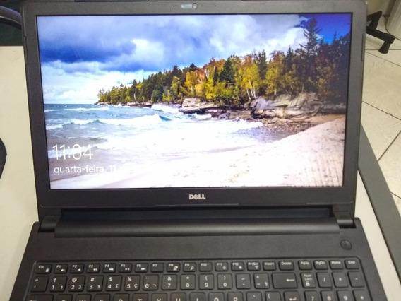 Notebook Dell I3 / 4gb Ram / 1tb Hd