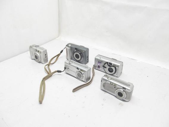 Câmeras Canon Antigas