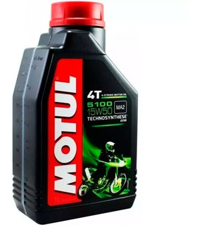 Aceite Motul 5100 4t 15w50 Semisintetico En Sti Motos