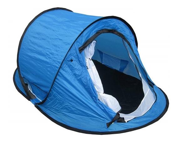 Casa De Campaña Pop Up Tent Tienda Instantanea Autoarmable | Para Festivales, Campamentos, Playa, Dia De Campo Familiar