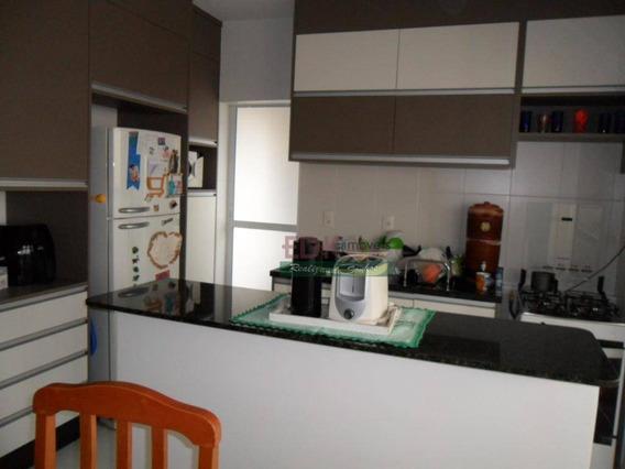 Apartamento Residencial À Venda, Barranco, Taubaté. - Ap0405