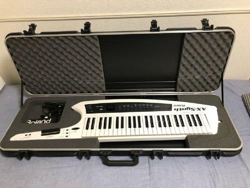 Imagen 1 de 1 de Roland Shoulder Synthesizer Ax-synth 49 Keys Keyboard White
