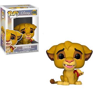 Funko Pop! Disney El Rey Leon Simba #496
