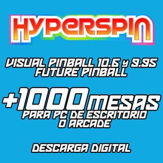 Juegos Flippers - Future Pinball / Visual Pinball