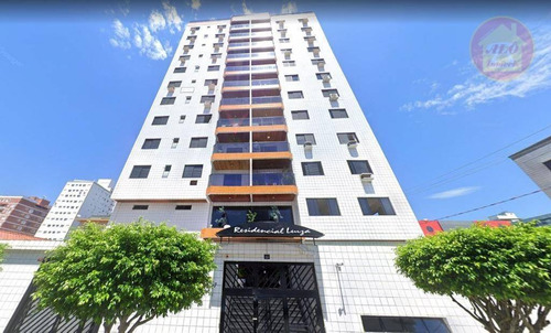 Apartamento À Venda, 104 M² Por R$ 340.000,00 - Tupi - Praia Grande/sp - Ap4255
