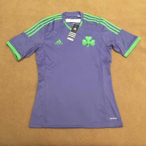 Camisa Panathinaikos Away 2014/15 - adidas