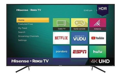 """Imagen 1 de 4 de Smart TV Hisense R6 Series 65R6E LED 4K 65"""""""