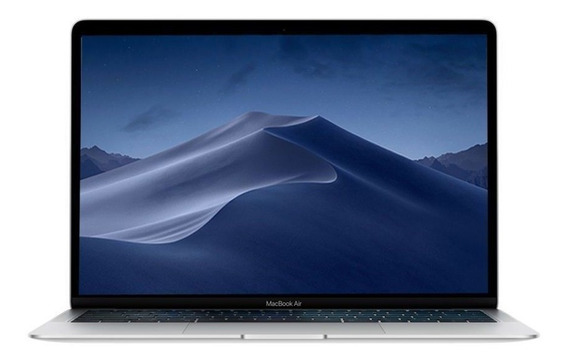 Macbook Air 13 I5 8gb 128ssd 2018 Retina Prata