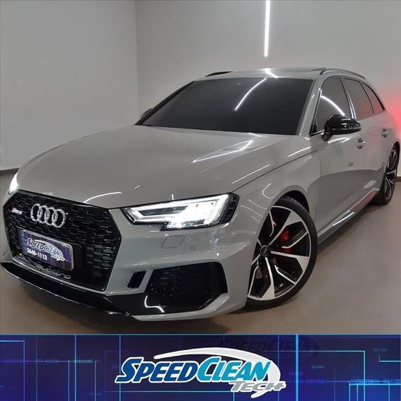 Audi Rs4 Audi Rs4 2.9 V6 Fsi Avant Quattro Gasolina